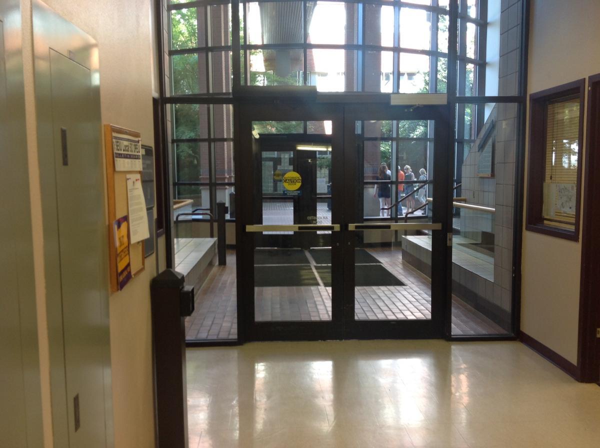 ALS North Entry Interior After