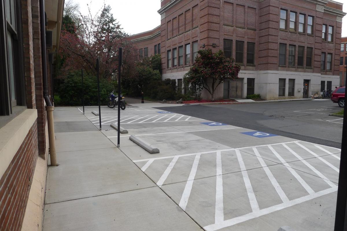 Merryfield Parking