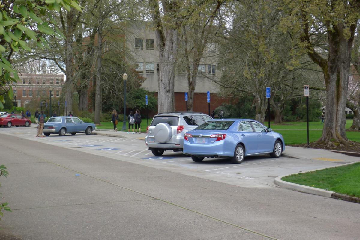 MU Quad Parking  MU Quad Parking