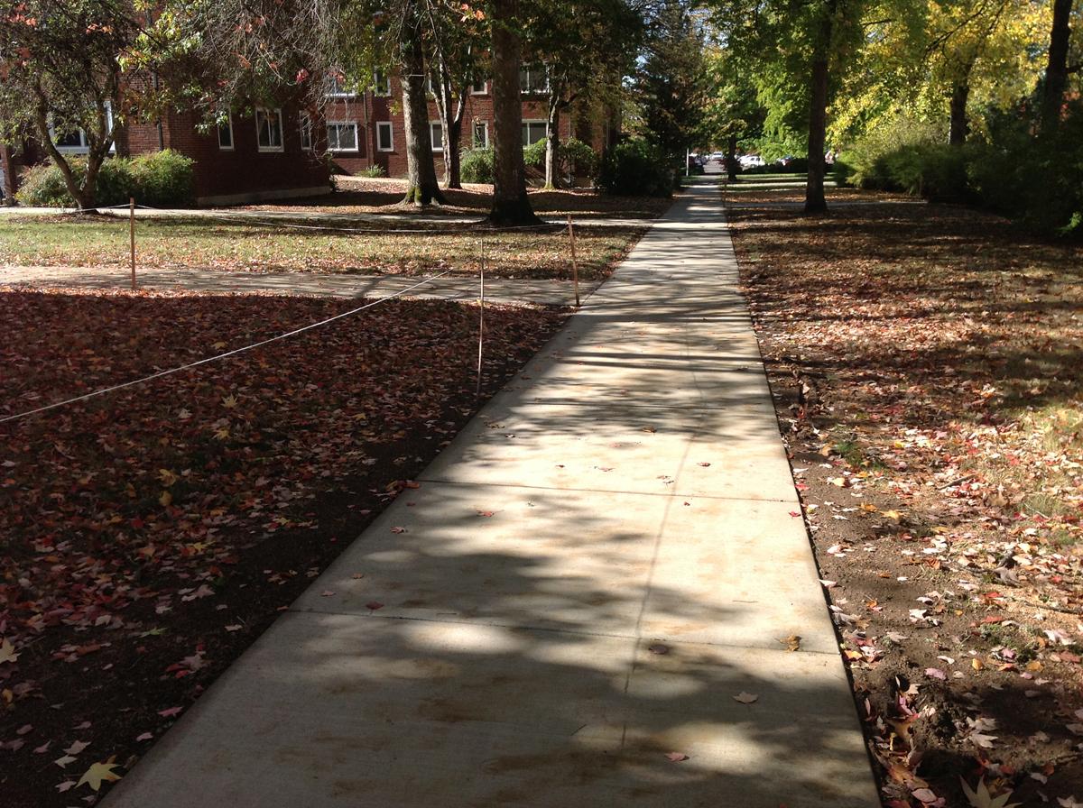 Sackett Sidewalks After