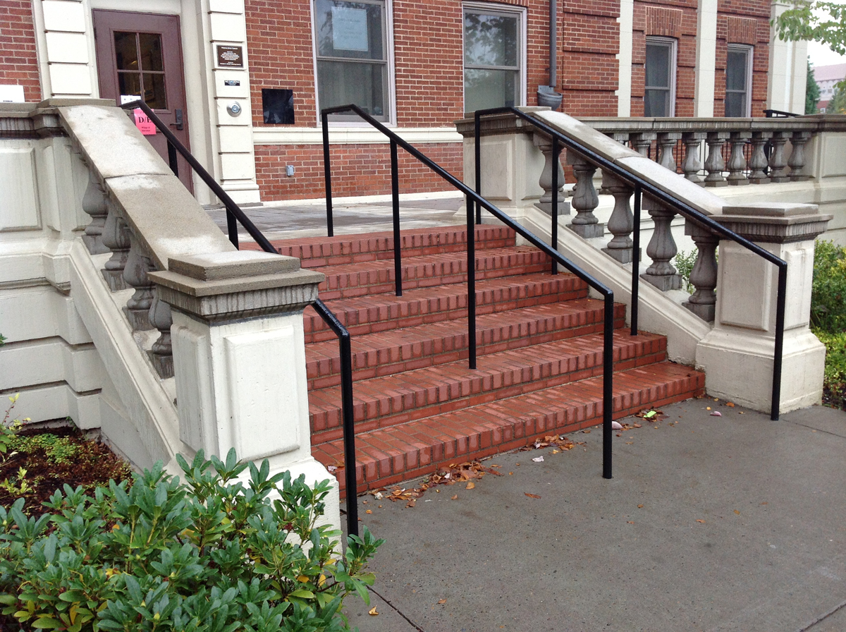 Weatherford Handrail Upgrade
